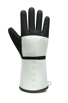 99 Kitchen Gadget Gifts For 20-Somethings  #refinery29  http://www.refinery29.com/kitchen-gadget-gift-ideas#slide-71  For the Storm Trooper on your list, an oven mitt to match the uniform....