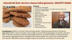 biscotti-berrino- Biscotti Cookies, Biscotti Recipe, B Food, Love Food, Sweet Light, Induction Recipes, Biscuits, Cocina Natural, Clean Breakfast