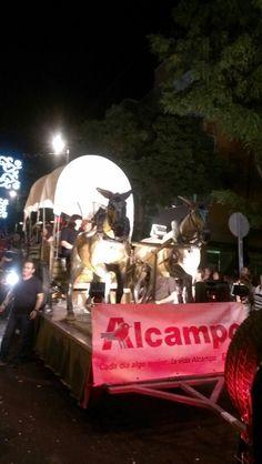 Carroza Alcampo
