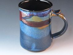 Etsy. Love the richness of the glaze colors.