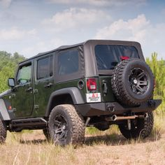 The PreOwned Jeep Store - XHD Replacement Soft Top, Black Diamond, 07-09 Jeep Wrangler (JK), $682.40 (http://www.buyjeeppartsonline.com/jeep-xhd-replacement-soft-top-black-diamond-07-09-jeep-wrangler-jk/)