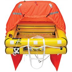Transocean ISO 9650-1 Offshore Life Rafts with Valise