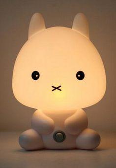Baby Bunny Night Light