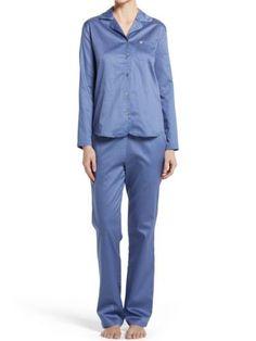 Marc-OPolo-Damen-langer-Pyjama-Schlafanzug-Lang-Longsleeve-152659