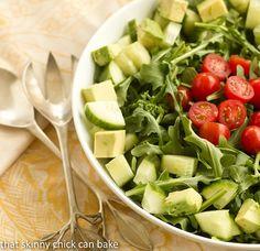 ... green stuff on Pinterest   Salad Ideas, Cucumber Salad and Salads