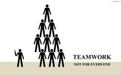 Grupie, Praca, Indywidualizm