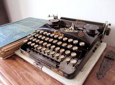Smart Erika Model S Typewriter Working by WeAreGentlemen on Etsy
