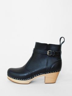 Swedish Hasbeens - Low Jodhpur Boot.