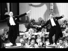 The Nicholas Brothers with Cab Calloway + Bill Robinson   Stormy Weather (1943)