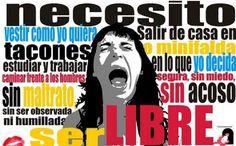 Mujeres libres, libres de presiones sociales, libres de estereotipos, libres de estándares de belleza impuestos.