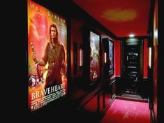 Large Frame Movie Poster Led Light box Display Frame Cinema Light Up Home Theater Sign – Heimkino Systemdienste Home Theater Setup, Home Theater Speakers, Home Theater Rooms, Home Theater Projectors, Home Theater Seating, Home Theater Design, Cinema Room, Movie Theater, Light Box Display