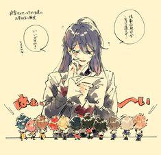 Anime Rapper, Saeran, Manga Illustration, Illustrations, Rap Battle, Doujinshi, Cute Art, Character Design, Geek Stuff