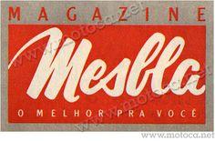 Logo Mesbla