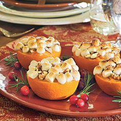 Sweet Potato Cups | MyRecipes.com