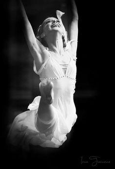 Obraztsova, photographed by Irina Tuminene