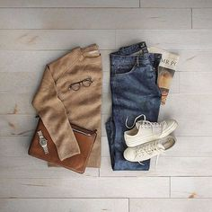 Outfit by: Phil Cohen   ______________   @thenortherngent for more outfits.  #SHARPGRIDS to be featured.  ______________  Sweater: mango man   Shoes: Converse   Trousers: @toddsheltonusa   ______________  #outfitgrids #gqstyle #styleformen #ootd #lookbook #flatlay #flatlays #outfitgrid #falloutfits #mensstyle #outfitinspo #ootdmen #ootdfashion #converse #topman #mango #mangoman #jackpurcell