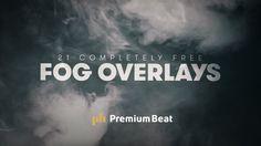 21 Free 4K Fog Overlays by PremiumBeat