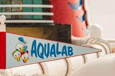 AquaLab Pennant