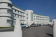"Midland Hotel, Morecambe, Lancashire, England- used in tv series, ""Poirot"