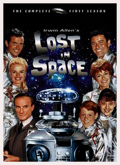 Irwin Allen's LOST IN SPACE (and other productions).