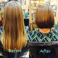 before and after by Megan!