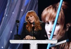 Patti Scialfa - Rock and Roll Hall of Fame Induction Show