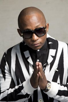 Award Winning South African Artist Khuli Chana Dines At Caramel Nairobi