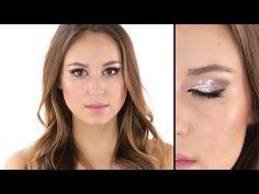 Love the Eye Makeup in this Video Tute by celebrity makeup artist Monika Blunder Asian Makeup Prom, Asian Makeup Looks, Edgy Makeup, Hair Makeup, Beauty Make Up, Hair Beauty, Beauty Bar, Jessica Alba Makeup, Celebrity Look