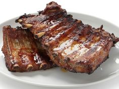 New Best Oven Baked Spareribs Recipe by myra London Broil, High Protein Recipes, Protein Foods, Steak Recipes, Brownie Recipes, Cooker Recipes, Seared Steak Recipe, Reverse Sear Steak, Beef Medallions