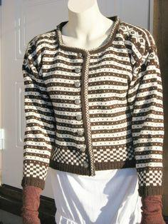 Knitting Basics, Free Knitting, Knitting Designs, Knitting Patterns, Norwegian Knitting, Fair Isle Knitting, Pattern Mixing, Pull, Knitwear