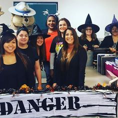 Have a safe and happy Halloween from Chipper the CHP mascot, and the clerical staff