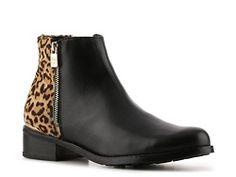 MegaWant: Blondo Vaughan Cheetah Print Chelsea Boot