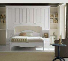 Camere da letto matrimoniali a ponte - Camera da letto dallo stile raffinato