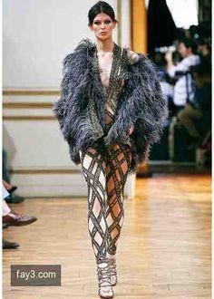 فستان من تصميم زهير مراد مجموعة هوت كوتور صورة 83