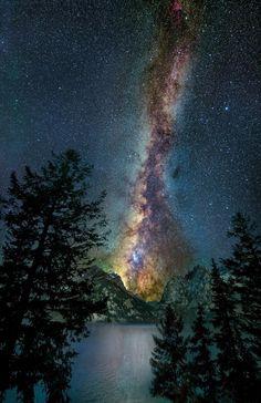 Bajo estrellas… by javier salinas