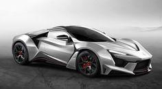 Arabischer Ölvernichter: Fenyr Supersport von W Motors