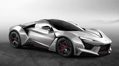 Arabischer Ölvernichter: Fenyr Supersport von W Motors