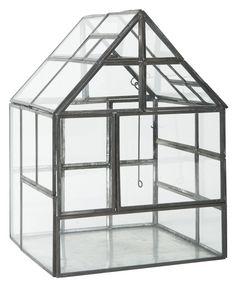 Mini üvegház / kicsi - garázs ötletek, rusztikus stílusban