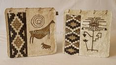 Maknue Arte Patagónico Native Art, Native American Art, Macrame Projects, Decoration, Dream Catcher, Decoupage, Stencils, Christmas Crafts, Weaving