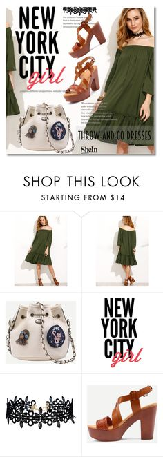 """""""Easy Peasy: Throw-and-Go Dresses"""" by svijetlana ❤ liked on Polyvore featuring LULUS and easypeasy"""