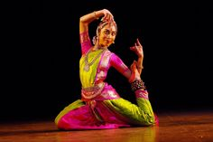 Bharatanatyam Dance Form