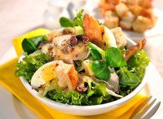 Cézar salát