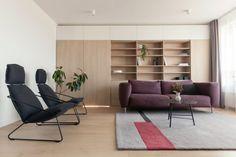 Apartment In Vilnius By Normundas Vilkas   HomeAdore