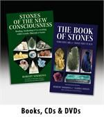 Metaphysical Books, CDs and DVDs, crystals