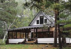 Small Cabin Plans, Craftsman House Plans, Cabin Blueprints, Craftsman Style Hous