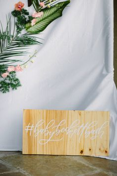 Photography : Shane And Lauren Photography Read More on SMP: http://www.stylemepretty.com/living/2016/03/17/the-one-party-detail-we-cant-stop-talking-about/