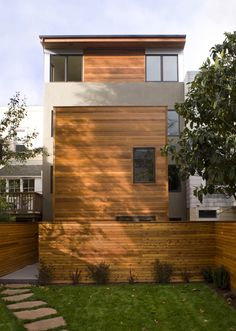 Exterior by John Lum Architecture Inc. | San Francisco | CA