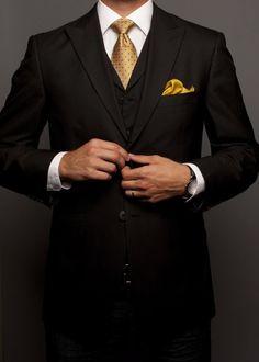 elegant blacksuit