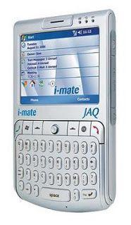 UNIVERSO NOKIA: i-Mate JAQ Windows Mobile 5.0  Quad Band Gsm Speci...