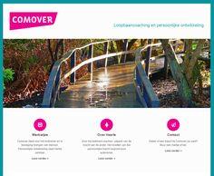 WordPress website - Comover
